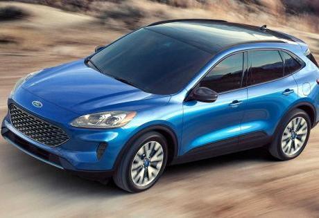 Promessa da Ford de Apresentar Enxurrada de SUVs