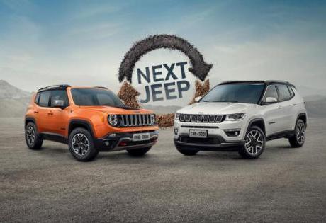 Programa de Recompra Garantida Registra Aumento de 180% no Volume de Vendas da Jeep