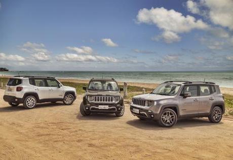 Renegade Chega a 200 Mil Unidades desde o Primeiro Jeep Produzido em Goiana