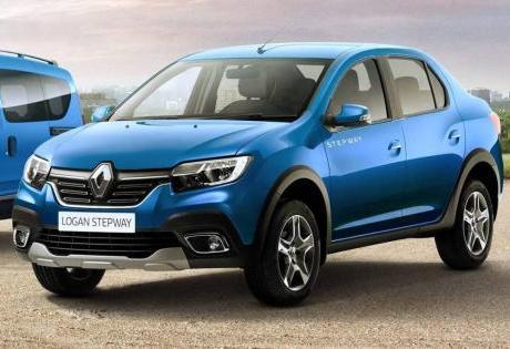 Renault Logan Aventureiro no Brasil