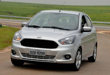 Ford cresce no mercado no mês de setembro