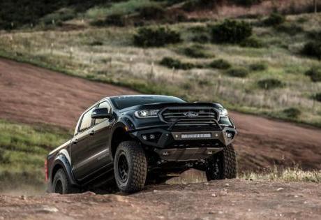 365 cv na Nova Picape Esportiva Ford Ranger