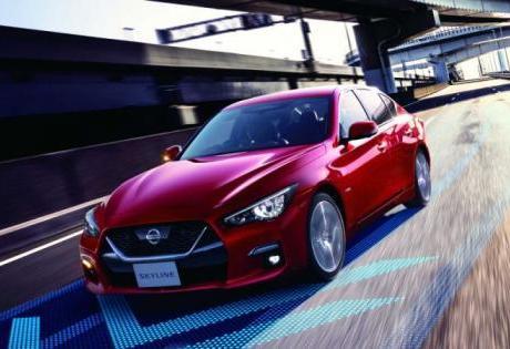 Com Sistema Semi-Autônomo o Nissan Skyline está de Volta