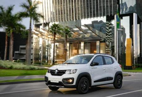 Do Brasil para a Nigéria - Renault Exportará Oroch e Kwid Fabricados no Brasil