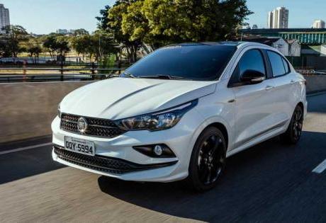 Fiat Cronos 2020, Lançamento com Versão Esportivada HGT