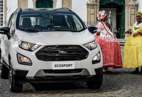 Redução de Preços na nova Ford EcoSport