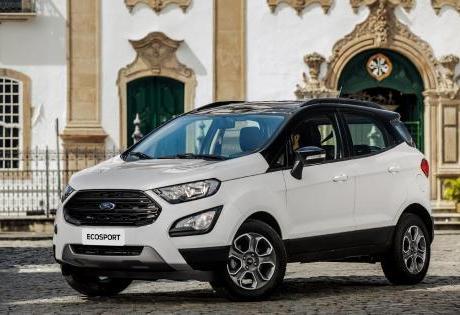 Novo Ford EcoSport feito Juntamente com Chineses