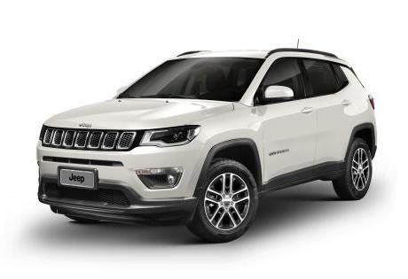 Com 150 Mil Unidades Vendidas no Brasil, Chega o Jeep Compass