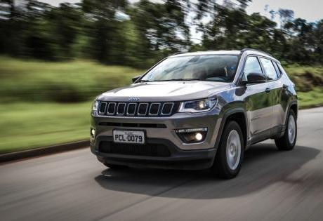 Jeep Compass Fica mais Equipado na linha 2020.