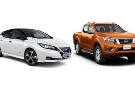 Destaques da Nissan na 42º Edição da Expointer são Frontier e LEAF