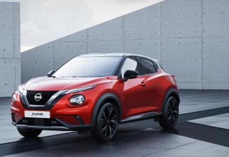 O Nissan JUKE está de volta com sua identidade única