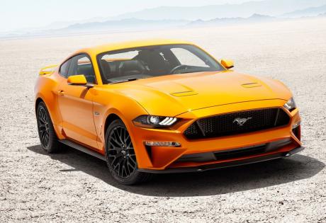 Novo Ford Mustang já passa por testes no Brasil