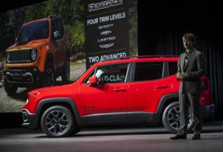 O Maior Fenômeno do Grupo Fiat-Chrysler é a Jeep