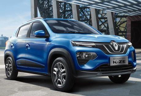 Renault KWID Reestilizado, Confira Teaser do Modelo