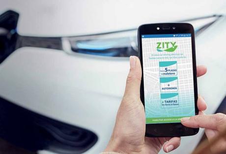 Criação de uma nova divisão da Renault dedicada a serviços de mobilidade