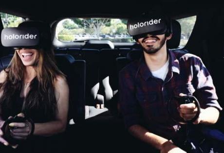 Experiência de Realidade Virtual em Entretenimento dos Carros do Futuro pela Ford