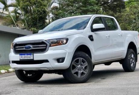 Picape Bruta e Urbana, Conheça a Ford Ranger XLS 4x2