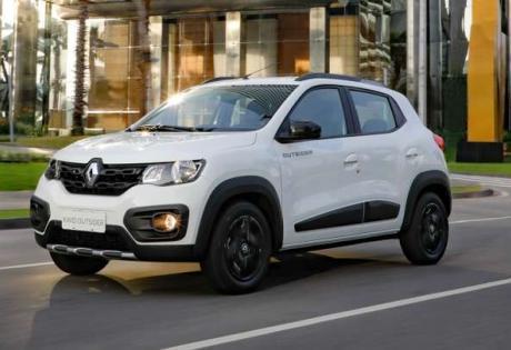 Liderando o Mercado Colombiano pela 1ª vez, Confira o Renault KWID Brasileiro