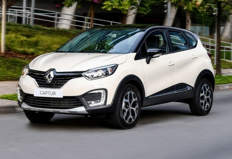 Captur acirra disputa entre SUVs