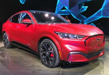 Nova Era e Tecnológica da Ford Iniciada pelo Novo Mustang Mach E