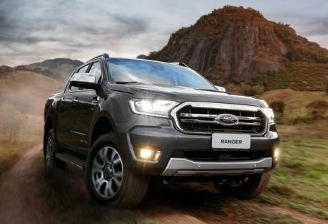 A Picape com Tecnologia de Carro de Luxo, Ford Ranger