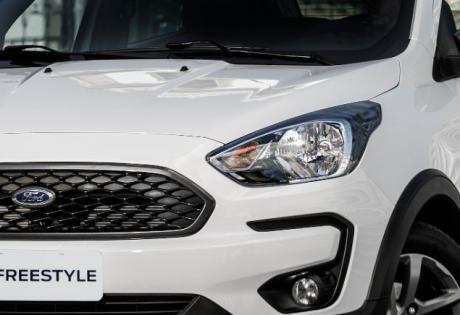 Inspirado no Focus, Ford Ka Aparecerá em 2021