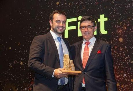 13 Prêmios Conquistados pela Fiat em 2019