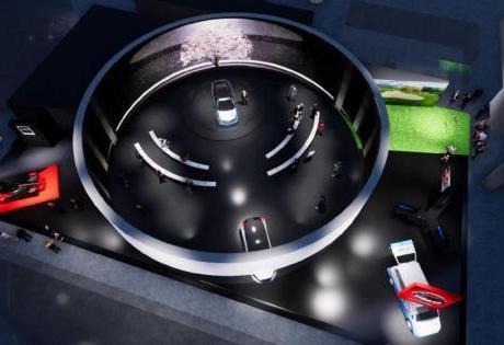 Hospitalidade Japonesa e Ariya Concept pela Nissan na CES 2020
