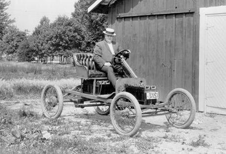Os Carros Elétricos da Ford e sua História