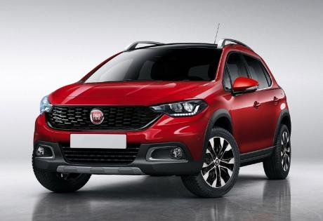 SUV Nacional da Fiat é Amplamente Baseado no Argo