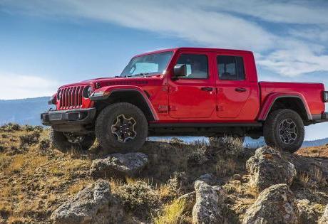 Jeep Gladiator com Chegada Programada para 2020 no País