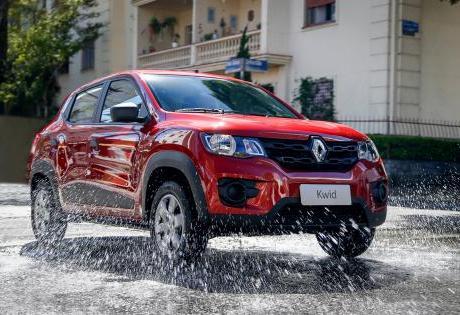 O Sucesso do SUV dos Compactos coloca Renault entre as 4 grandes