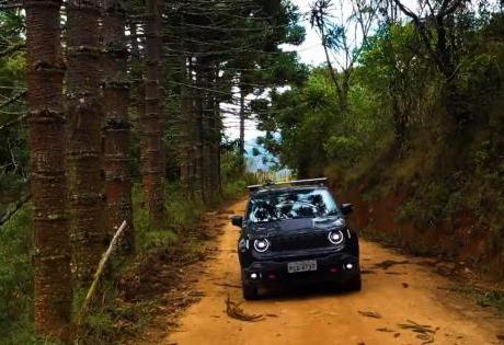 Parceria Jeep e Globo para Projeto de Branded Content Expedição Brasil