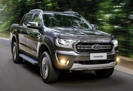 Bruta sem ser Rústica, Essa é a Ford Ranger Limited
