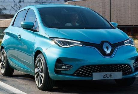 62.447 é o Número de Veículos Eletrificados Vendidos pela Renault em 2019