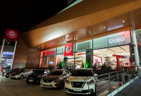 A Nova Globo Nissan de Florianópolis