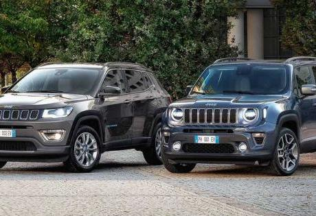 Jeep Compass e Renegade Híbridos Chegaram Logo no País