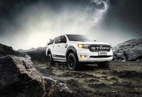 Ford Ranger Sobe ainda mais no Topo das Picapes
