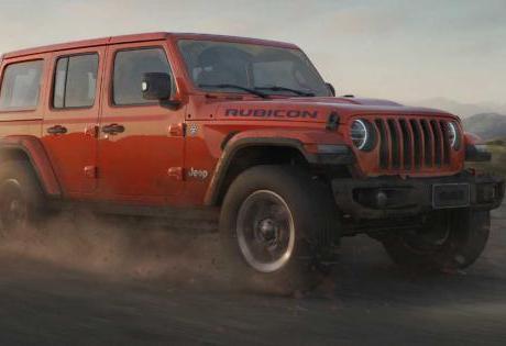 Pedidos pelo Wrangler Rubicon já são Enviados para as Concessionárias Jeep