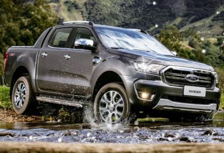 5 Curiosidades da Nova Ranger São Mostradas pela Ford
