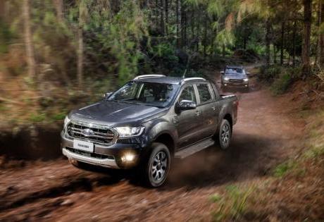 Ford Ranger Assume Vice-Liderança das Picapes e Conquista Participação