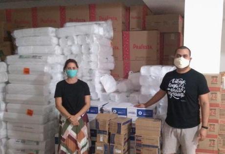 Doações Realizadas pela FCA para Projetos de Assistência a Pessoas em Situação de Vulnerabilidade