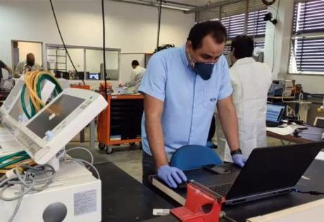 Em Ação da Ford já foram Consertados Mais de 200 Respiradores para Hospitais da Bahia e do Ceará