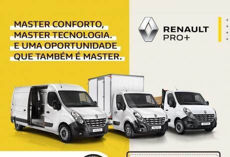 Estamos Master Juntos, Nova Campanha Criada pela Renault