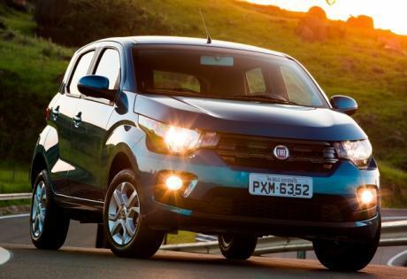 O sétimo Fiat mais vendido no mundo em 2017 é o Mobi