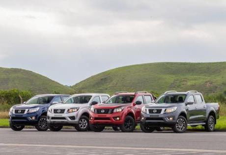 Melhor Participação de Mercado nos Últimos Sete Anos é Alcançado pela Nissan Frontier