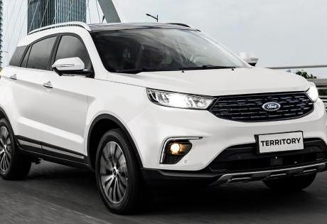 Ford quer Ocupar o Andar de Cima dos SUVs com o Territory