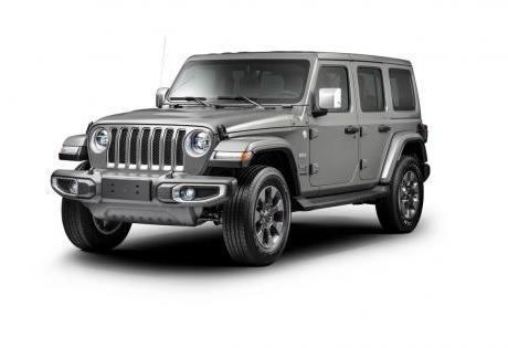 Vendas de 58% a mais nos Primeiros Sete Meses de 2020 para o Jeep Wrangler