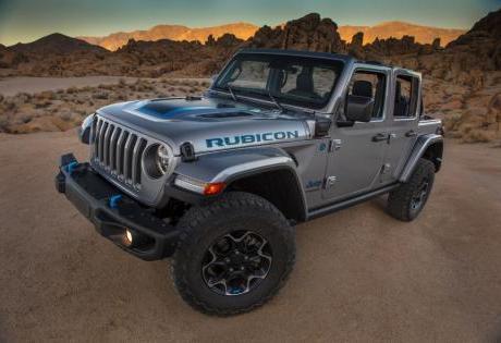 Compass e Renegade e agora Wrangler na Linha Global de Veículos Elétricos da Jeep