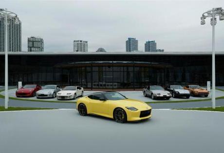 50 Anos da Evolução de uma Paixão pelo Nissan Z
